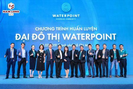 Nam Long huấn luyện bán hàng dự án Water Point Bến Lức
