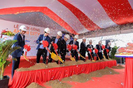 Nam Long khởi công xây dựng Dự án Akari City Bình Tân