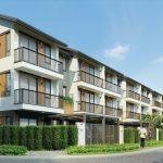 🏡 Thiết kế Nhà phố vườn Aquaria 3 lầu mới nhất