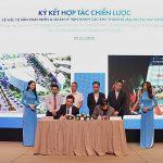 Nam Long (HOSE: NLG) ký kết thỏa thuận hợp tác chiến lược với Keppel Land phát triển quỹ đất thương mại tại Waterpoint