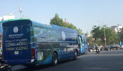 [5/2021] Thông tin mới nhất lịch xe bus WATERPPOINT miễn phí